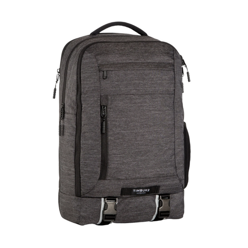 AUTHORITY PACK | JET BLACK STATIC FRONT VIEW