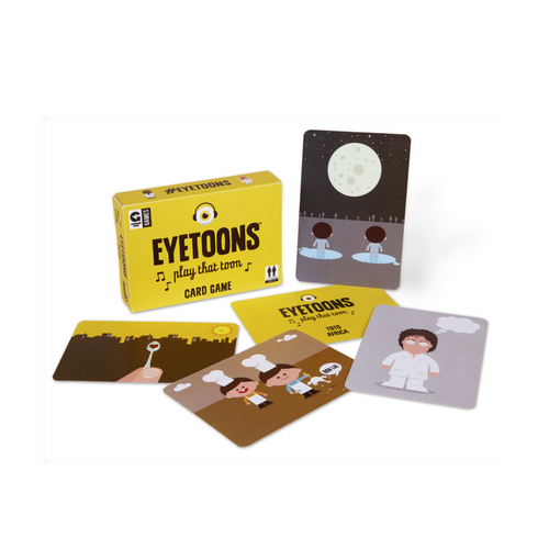 EYETOONS CARD GAME