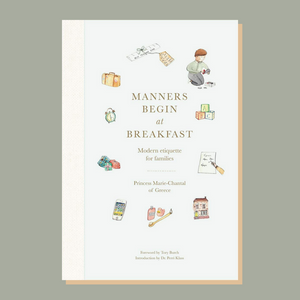 MANNERS BEGIN AT BREAKFAST