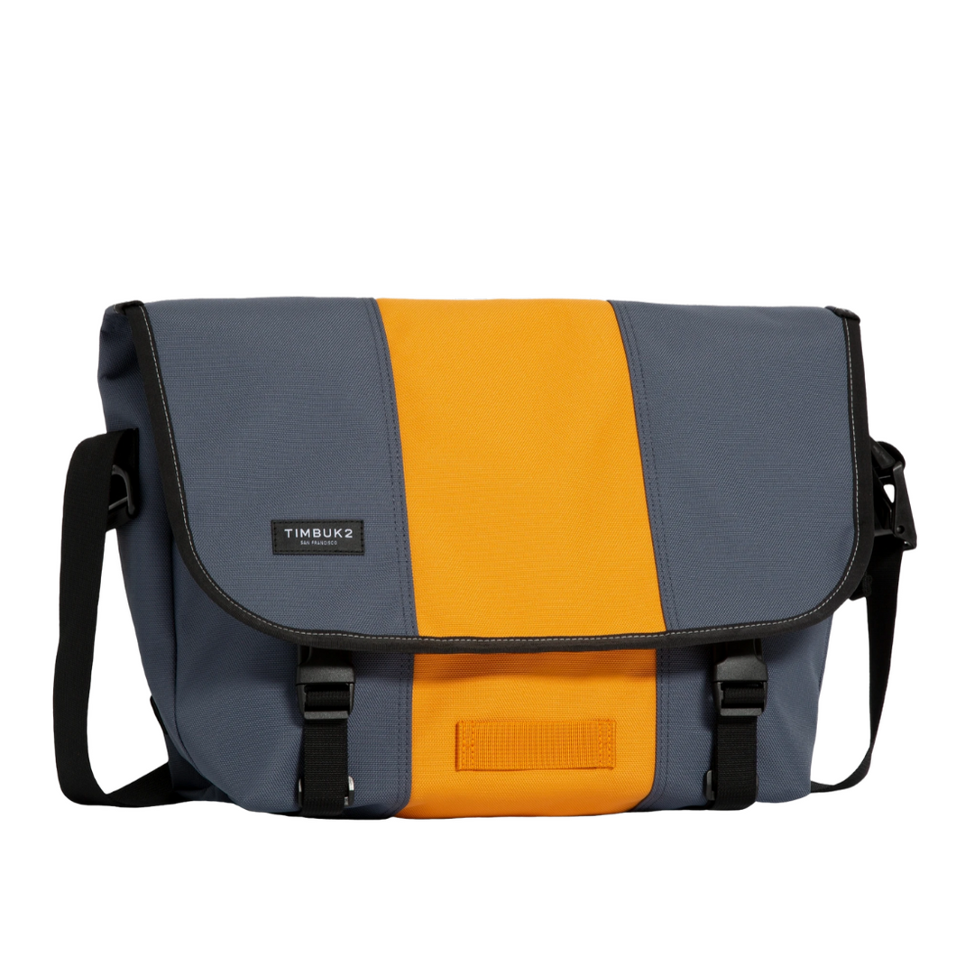 SMALL CLASSIC MESSENGER BAG | LIGHTBEAM FRONT VIEW