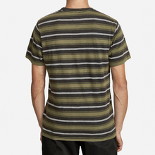 Load image into Gallery viewer, DAVIS STRIPE T-SHIRT | BLACK