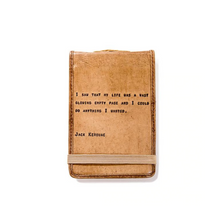 Load image into Gallery viewer, SMALL LEATHER JOURNALS