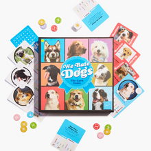 Load image into Gallery viewer, WE RATE DOGS GAME CONTENTS