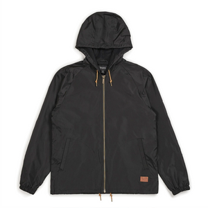 CLAXTON JACKET | BLACK