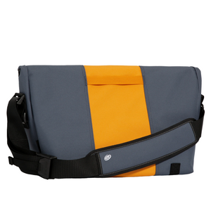 SMALL CLASSIC MESSENGER BAG | LIGHTBEAM BACK VIEW