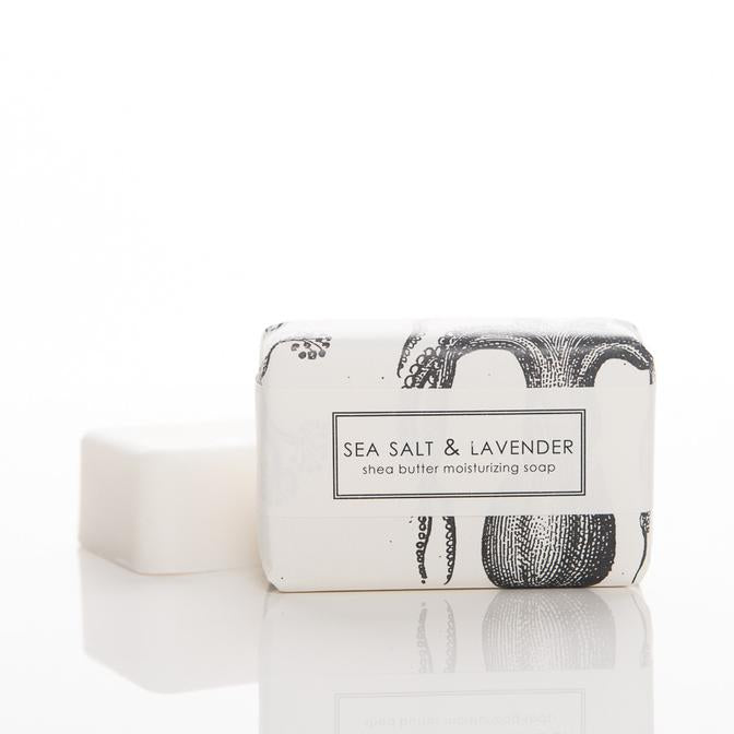 SEA SALT & LAVENDER SOAP BAR