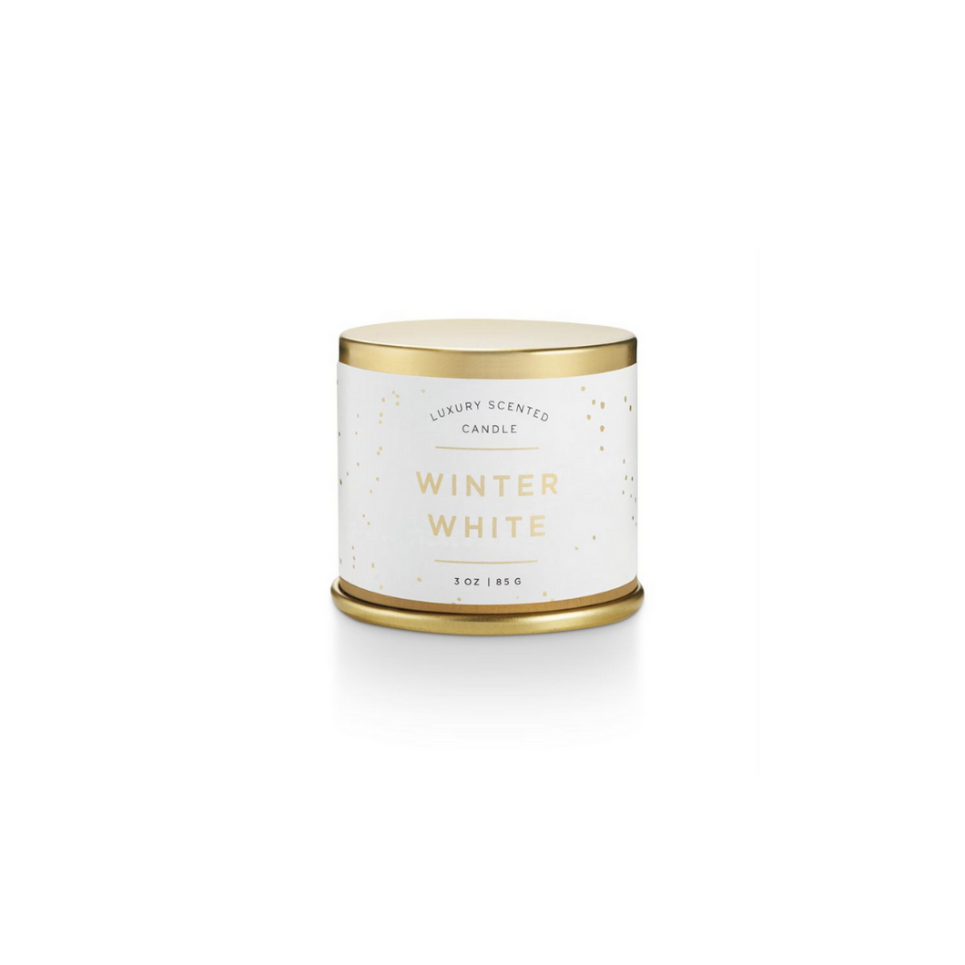ILLUME WINTER WHITE DEMI TIN