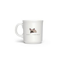 Load image into Gallery viewer, NOT TODAY MUG