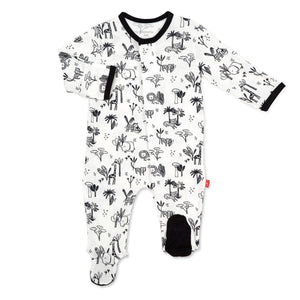 ANIMAL SAFARI ONESIE