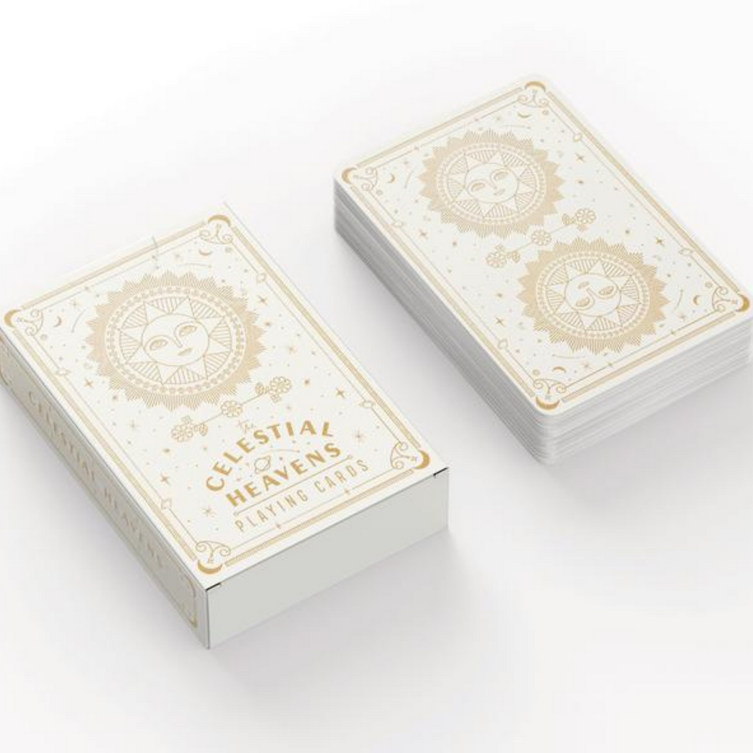 CELESTIAL HEAVENS PLAYING CARDS