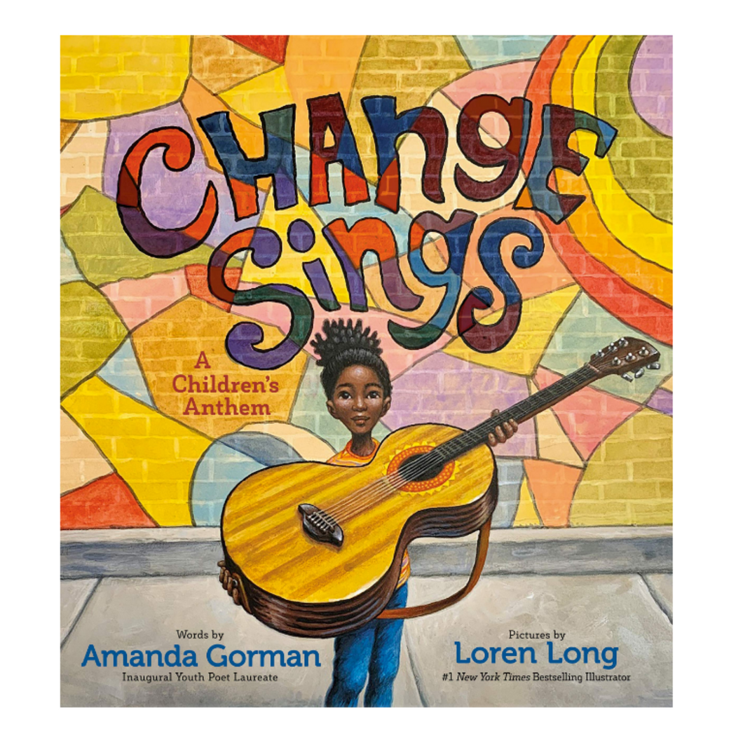AVAILABLE 9/21 | CHANGE SINGS - A CHILDREN'S ANTHEM