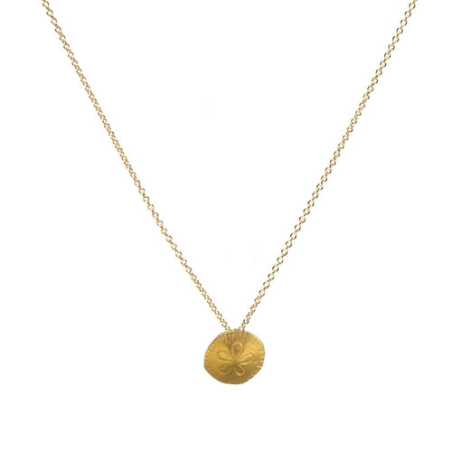one in a million necklace in gold