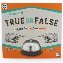 Load image into Gallery viewer, the game of true or false box