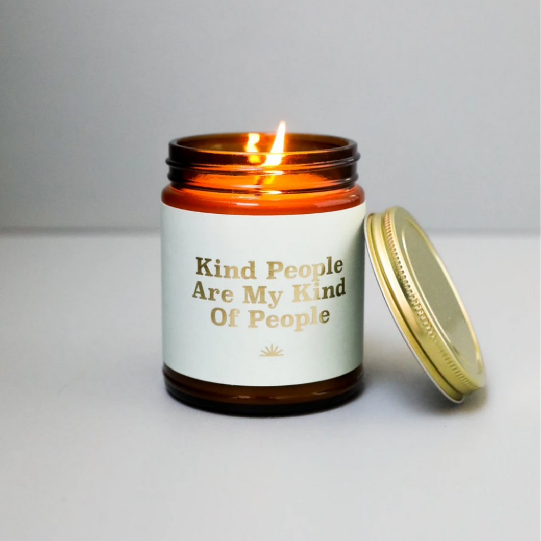KIND PEOPLE CANDLE