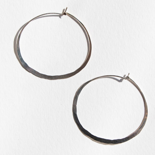 LUCILA EARRINGS STERLING SILVER