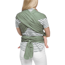 Load image into Gallery viewer, MOBY CLASSIC WRAP PEAR BACK VIEW