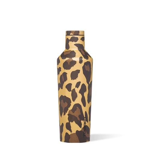 16 OZ CANTEEN | LUXE LEOPARD