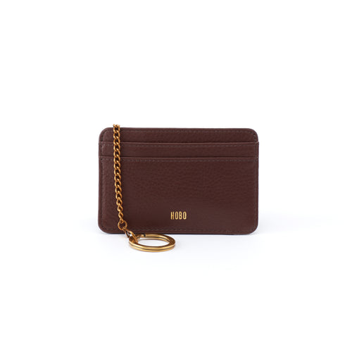 Works Wallet in Walnut