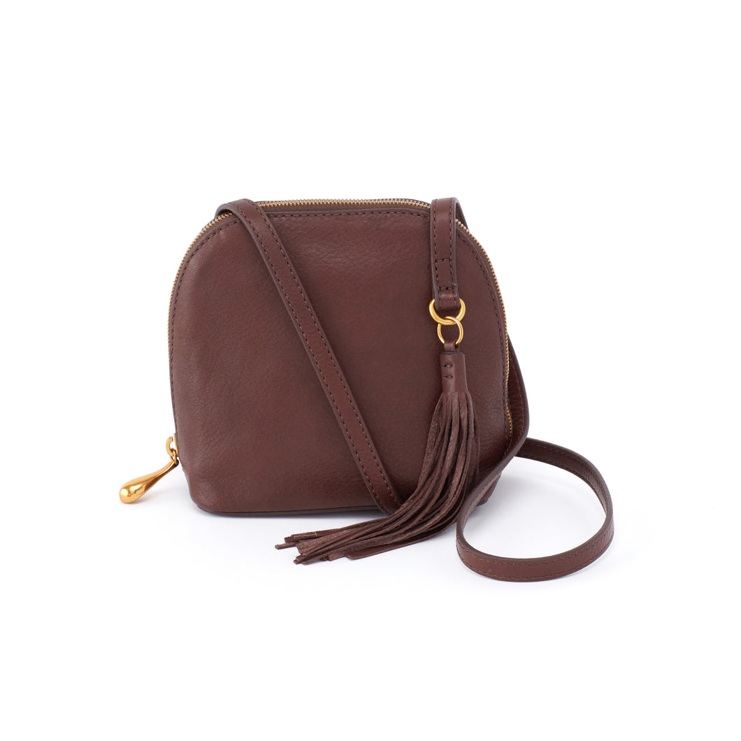 NASH CROSSBODY BAG IN WALNUT
