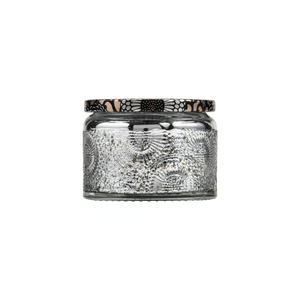 SIDE VIEW SMALL GLASS JAR | YASHIOKA GARDINIA
