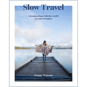 SLOW TRAVEL FRONT COVER