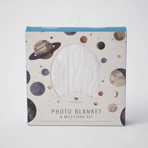 PHOTO BLANKET & MILESTONE SET BOX