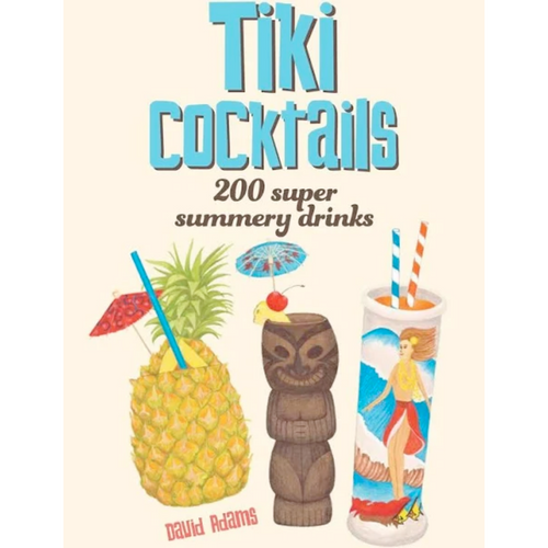 TIKI COCKTAILS FRONT COVER