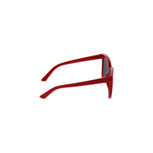 Load image into Gallery viewer, PAlISADES SUNGLASSES red side
