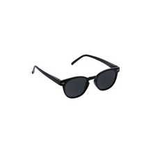 Load image into Gallery viewer, BOHO SUNGLASSES black front side