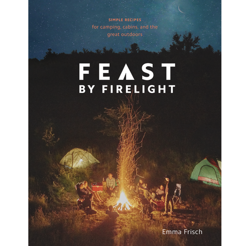 FEAST BY FIRELIGHT FRONT COVER