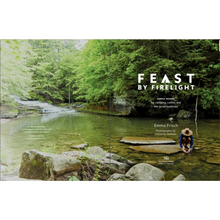 Load image into Gallery viewer, FEAST BY FIRELIGHT COVER PAGE