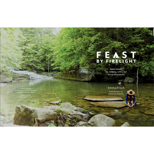 FEAST BY FIRELIGHT COVER PAGE
