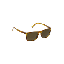 Load image into Gallery viewer, HIGHBROW SUNGLASSES honey tortoise front side