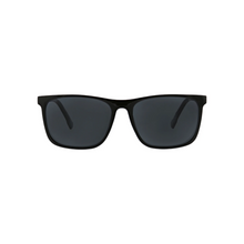 Load image into Gallery viewer, HIGHBROW SUNGLASSES black front