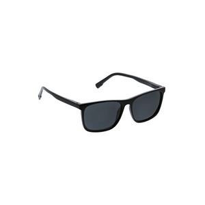 HIGHBROW SUNGLASSES black front side
