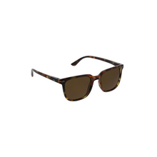 Load image into Gallery viewer, CRUZ SUNGLASSES tortoise front side