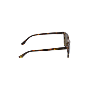 CRUZ SUNGLASSES tortoise side