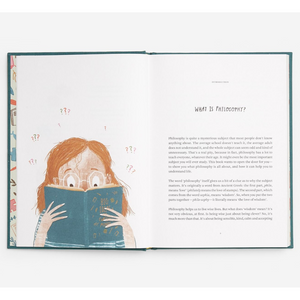 BIG IDEAS FOR CURIOUS MINDS INSIDE PAGES