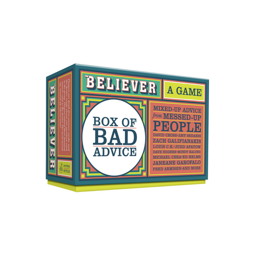 BOX OF BAD ADVICE GAME OUTSIDE BOX