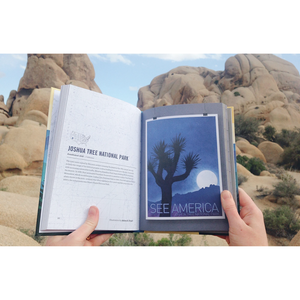 INSIDE PAGES OF SEE AMERICA AT JOSHUA TREE
