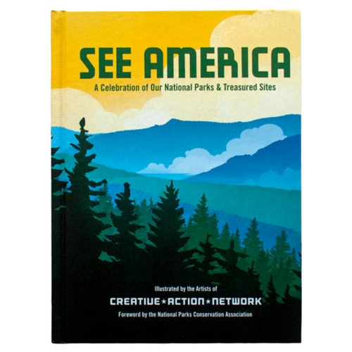 SEE AMERICA FRONT COVER