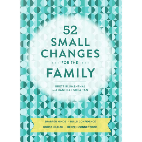 52 SMALL CHANGES FOR THE FAMILY FRONT COVER