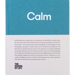 CALM FRONT COVER