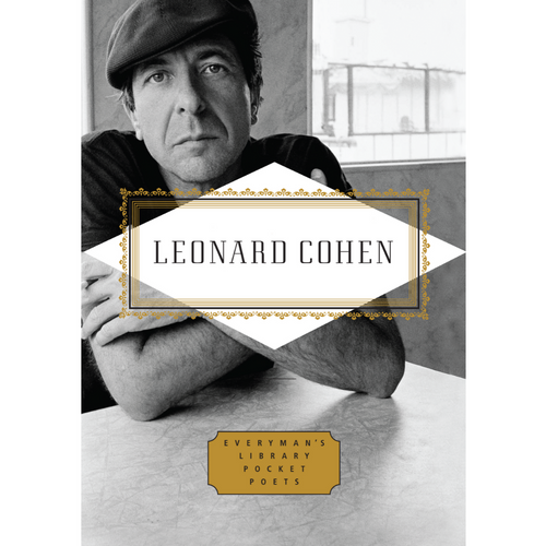 LEONARD COHEN POEMS & SONGS FRONT COVER