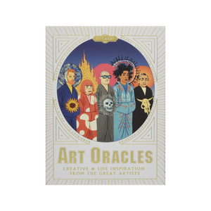 Front of Art Oracles Box Set