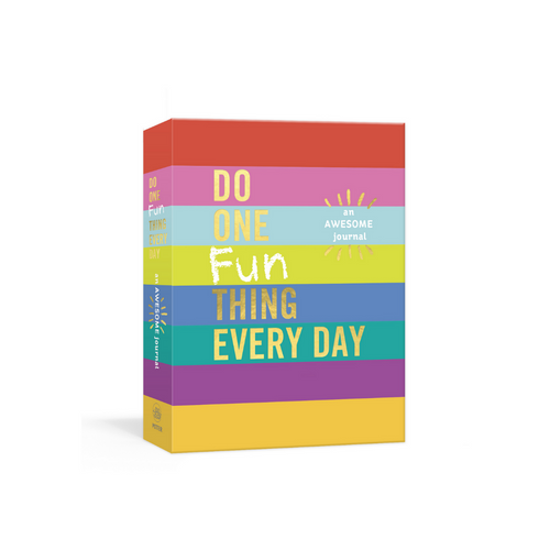 DO ONE FUN THING EVERY DAY FRONT COVER