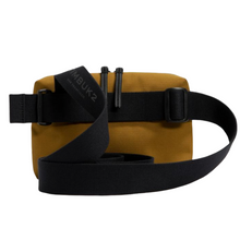 Load image into Gallery viewer, SLINGSHOT CROSSBODY BAG | BRASS BACK VIEW