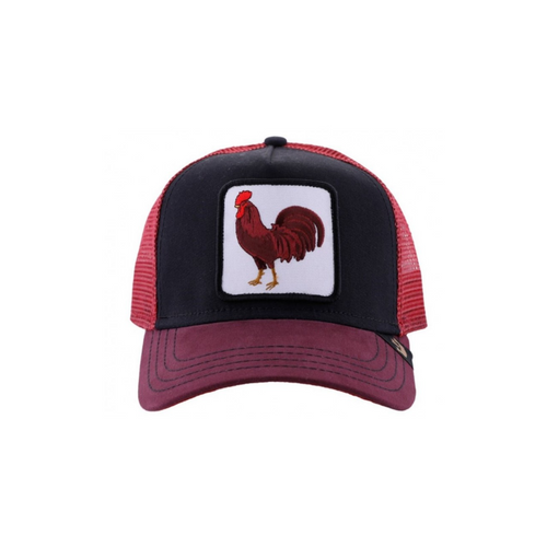 BARNYARD KING HAT FRONT