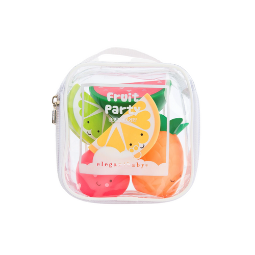 SQUIRTIES FRUIT PARTY IN CARRYING BAG