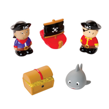 Load image into Gallery viewer, SQUIRTIES PIRATE PARTY WATER TOYS